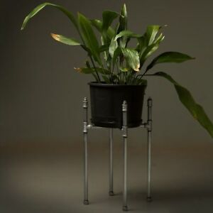 INDUSTRIAL PIPE FITTING PLANT POT STAND - TOP QUALITY