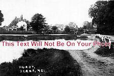 BK 19 - Hurst, Berkshire c1921 - 6x4 Photo