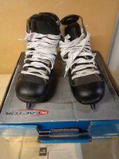 Bauer Reactor 1000 Goal Ice Women's Skates Sz 7D / Shoe Size 9 Width D