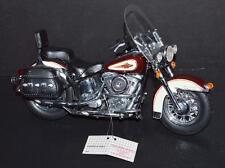 Franklin Mint 1/10 Die Cast Bike HARLEY-DAVIDSON Heritage Softail Classic