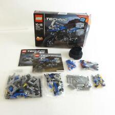 BMW Motorrad LEGO Technic-Model R 1200 GS Adventure Black Blue Grey R1200 GS
