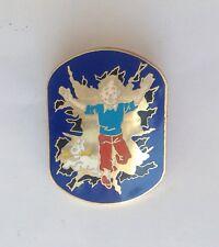 RARE Pin's Tintin Canadian club TDL 412 ETAT NEUF