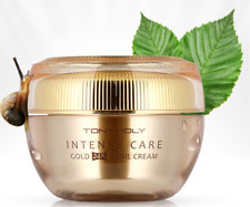 Tonymoly Intense Care Gold 24K Snail Cream Free Shipping