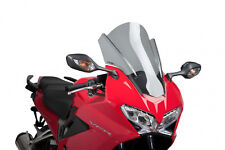 TOURING SCREEN PUIG HONDA VFR800F 14'-18' LIGHT SMOKE