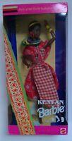 Kenyan Barbie Doll Dolls of The World Collection #11181 SE 1993 Mattel Kenya