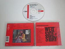 LEONARD BERNSTEIN/WEST SIDE STORY - ORIGINAL SOUNDTRACK(CBS 462544 2) CD ALBUM