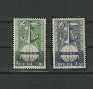 Portugal,OTAN,  Mi Nr 778 - 779