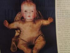 2pg Grace Storey Putnam Doll Magazine Article RARE DOLLS Babykins/Fly-Lo/ D Goff