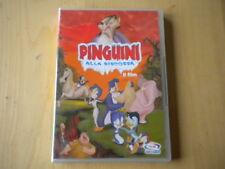 Pinguini alla riscossa DVD animazione bambini Bittolo lingua italiano spagnolo