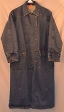 The Australian Outback Collection 90's Denim Duster Western Jean Jacket Size 42R