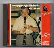 (JE484) Raymond Burke & Cic Frazier with Butch Thompson in New Orleans - 1992 CD