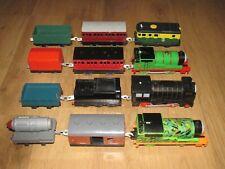 Thomas And Friends Trackmaster Motorized Train's Bundle / Job Lot