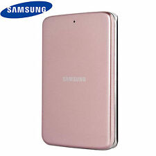 Samsung H3 USB 3.0 Portable External Hard Disc Drive HDD Type 2TB ( Pink )