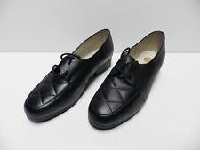 Chaussures OMBELLE galia noir pour FEMME taille 35 cuir lacets  -Modèle d'Expo-