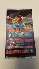 Beyblade (sticker album) Booster Packs