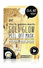 Oh K Face Mask Gold Glow Peel Off 8gr