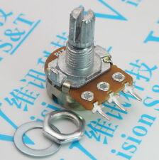 10PCS WH148 B10K Single Volume Potentiometer 15MM