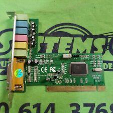 Sound Card CL-S8768-8CH PCI 3D multimedia 8 channel