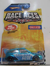 HOT WHEELS ONLY AT TARGET RACE ACES FORD FOCUS