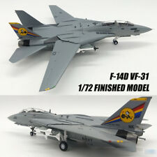 F-14D VF-31 1/72 aircraft finished plane Easy model non diecast
