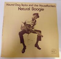 Hound Dog Taylor & The Houserockers Unused LP Slick Natural Boogie Alligator