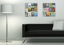 DVD-Wall4x3 Regal Wandregal, CD-Wall® DVD-Regal-System - DVDs als Blickfang