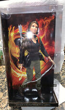 The Hunger Games Katniss Barbie Collector Black Label New Open Box
