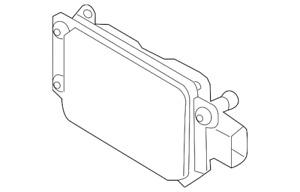 Genuine Ford Sensor BA1Z-9E731-C