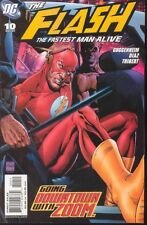 DC Comics FLASH THE FASTEST MAN ALIVE #10 (2007) File Photo