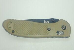 Used Benchmade 551 Pocket Knife