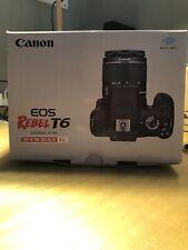 Canon EOS Rebel T6 EF-S 18-55 IS II Kit
