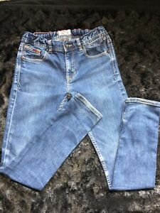 Boys Tommy Hilfiger Jeans Age 12 Years Excellent Condition