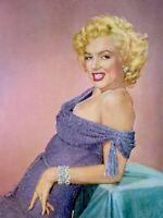 Marilyn Monroe 1953 Vintage Pinup Litho Carlyle Blackwell Photo Publicity COA