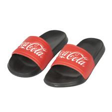 Coca Cola Badelatschen Saunaschuhe Badeschuhe Badeschlappen Rot Größe wählbar