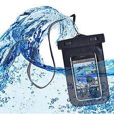 CUSTODIA COVER IMPERMEABILE SUBACQUEA PER FOTOCAMERE SAMSUNG GALAXY IPHONE 4 4s