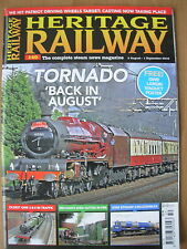 HERITAGE RAILWAY THE COMPLETE STEAM NEWS MAGAZINE ISSUE 140 AUGUST 5 2010