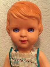 """Celluloid Mq Michael Querzola 14"""" Doll Made in Italy"""