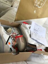 Off white virgil  Nike Air Max 90 !! In Hand Now!! Uk 10  EU 45 US 11 !REAL!