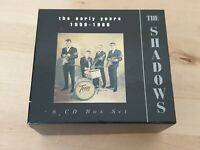The Shadows - The Early Years 1959 - 1966 - 6 CD Boxset
