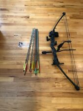 """hoyt compound bow right hand 55-70 Lb Draw Length 27-29"""" String Length 40"""""""