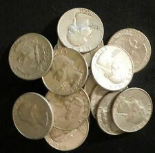 Circulated Denver Business Uncertified US Quarters
