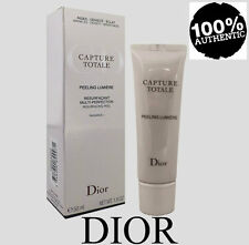 100% AUTHENTIC DIOR CAPTURE TOTALE MULTI-PERFECTION RESURFACING FACE PEEL   £115