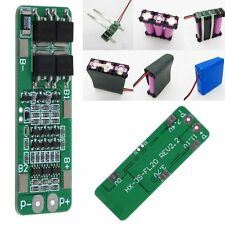 3S 15A Cell 18650 Li-ion Lithium Battery Charger BMS Protect PCB Board Balance