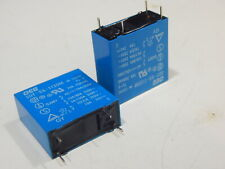 SDT-SS-112DM 12VDC PCB SPST CONTACTS - NO 10A 250V - LOT OF 2 RELAYS USA SELLER