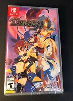 Disgaea 1 [ Complete Edition ] (Nintendo Switch) NEW