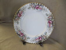 ROYAL ALBERT AUTUMN ROSES DINNER PLATE IN EXCELLENT CONDITION
