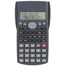 Calculadora Cientifica Helect 2 líneas Grado Profesional Robusta NOVEDAD