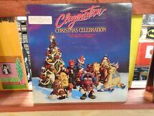 Claymation Christmas Celebration LP Atlantic Records VG+ 1988
