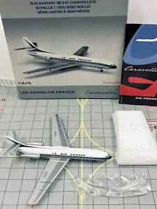 Hogan / Herpa Scale 1:200 Air France Aivation SE210 Caravelle F-BJTE 8928