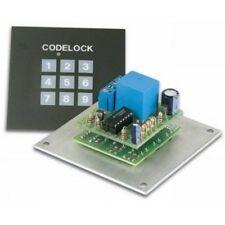 Velleman Bausatz K6400, Code Schloss, Zahlencode Baukasten Kode Bastler